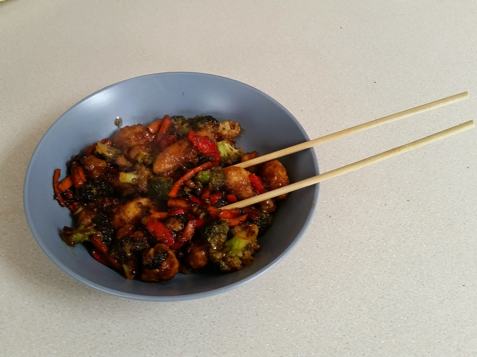 Khahiki Foods: General Tso's Chicken Review