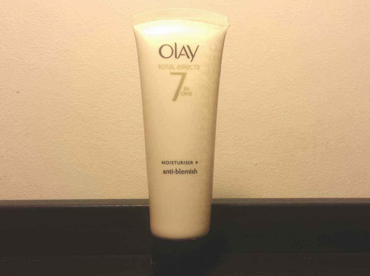 Olay Total Effects 7 in One Anti Blemish Moisturiser,