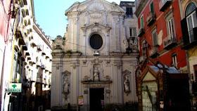 Riapre la seicentesca Chiesa di San Carlo alle Mortelle