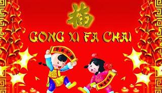 Gambar Ucapan Imlek Selamat Tahun Baru Cina