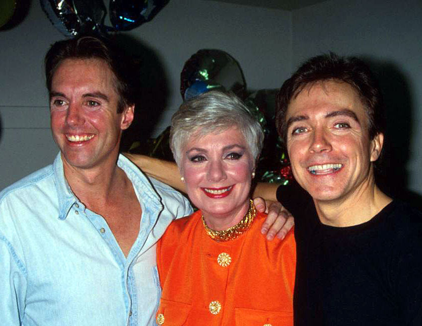 Shaun Cassidy  Shirley Jones and David CassidyShaun Cassidy And David Cassidy