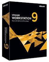 VMware Workstation 9.0.2 Build 1031769