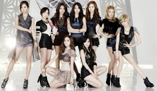 Foto Album Baru SNSD The Boys