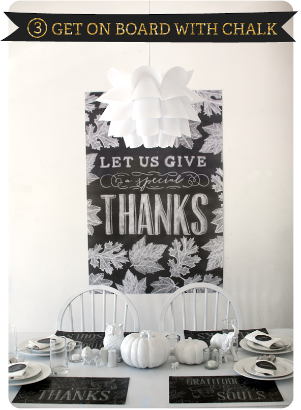 One Thanksgiving Table - Three Different Ways #caravanshoppe #houseofsmiths #Thanksgivingdecor #Thanksgivingtablescape