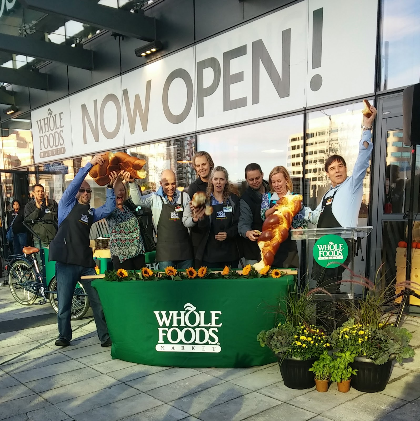 Starving Foodie: Whole Foods opens Food Blogger Heaven in North York