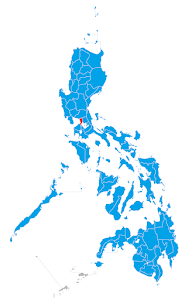 Philippine Provinces Visited