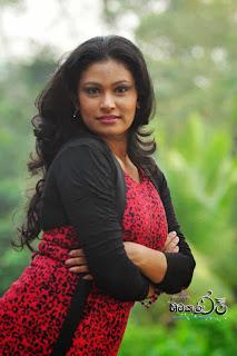 Muthu Tharanga sl actress