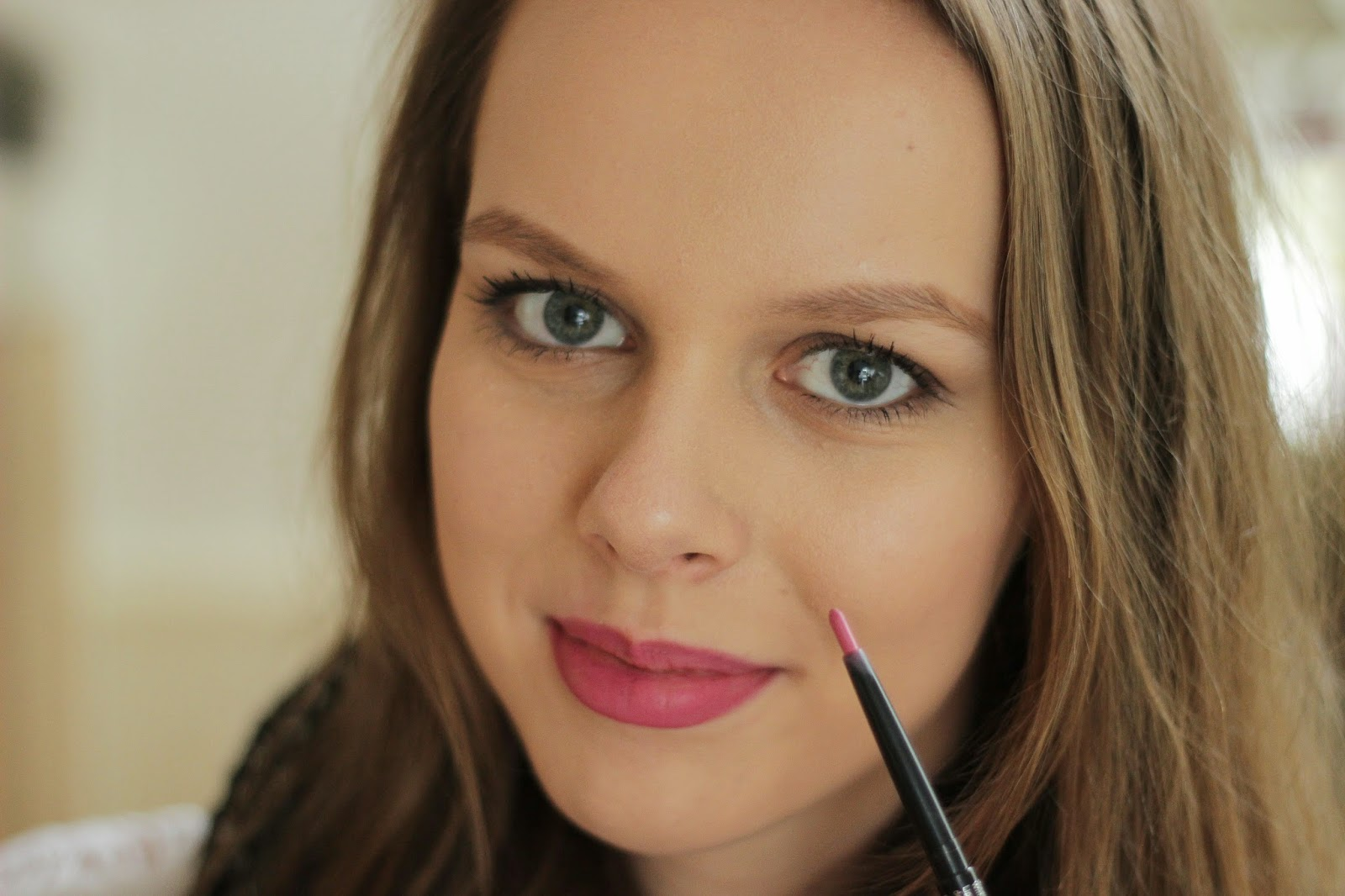 review catrice ultimate stay lip liner rosy rose
