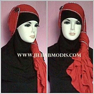 Modek Kerudung Jilbab Terbaru