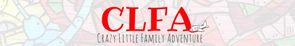 Crazy Little Family Adventure