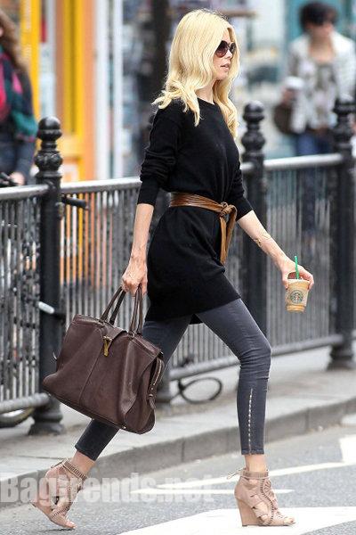 ysl leather handbag chyc