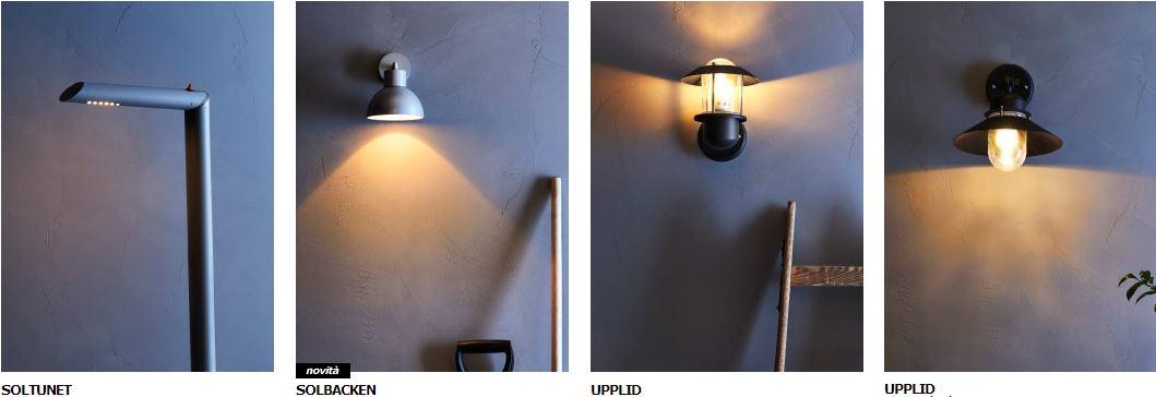 Arredo a modo mio ikea le soluzioni per esterno - Illuminazione da esterno ikea ...