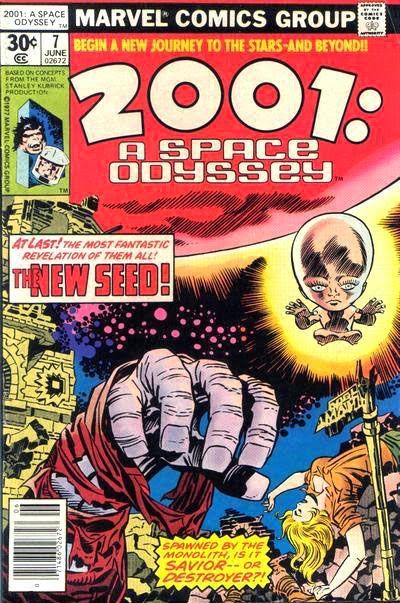Jack Kirby, 2001 #7