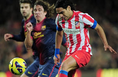 Atletico de Madrid vs Barcelona en vivo directo