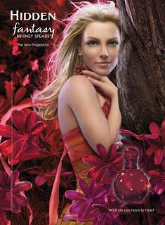 Eau de Parfum Hidden Fantasy Feminino