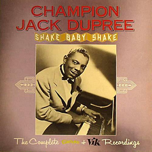 Various - Shake It Baby