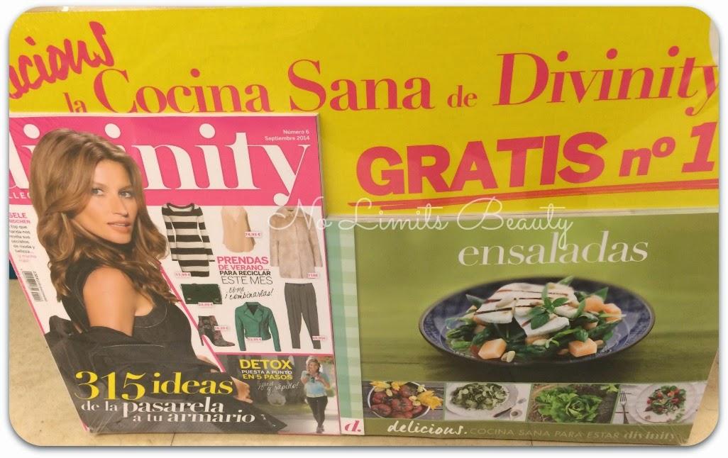 Regalos revistas Octubre 2014: Divinity