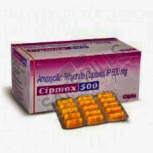 Ciprofloxacin 500 mg syrup