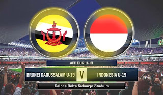 Brunei Darussalam vs Indonesia U19