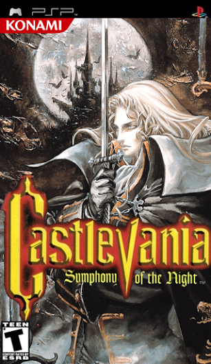 castlevania symphony of the night manual