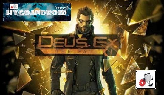 Deus Ex The Fall v0.0.31 APK