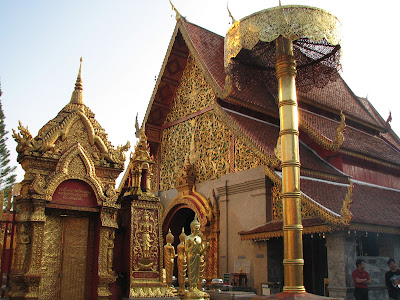 (Thailand) – Chiang Mai - Wat Phrathat Doi Suthep