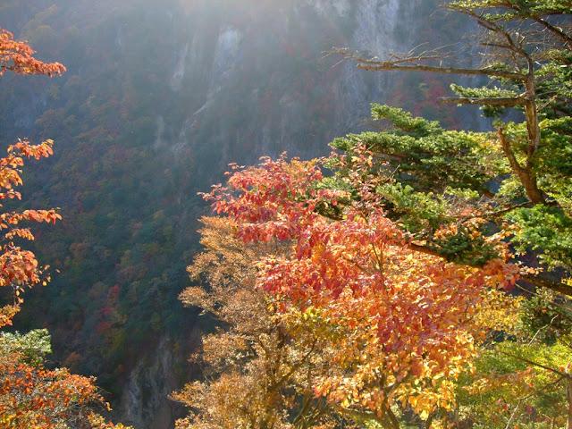 Nikko, Japan in Autumn