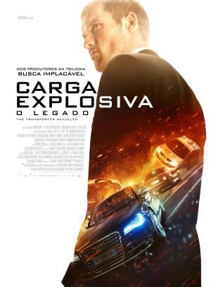 Filme Poster Carga Explosiva – O Legado HDRip XviD Dual Audio & RMVB Dublado