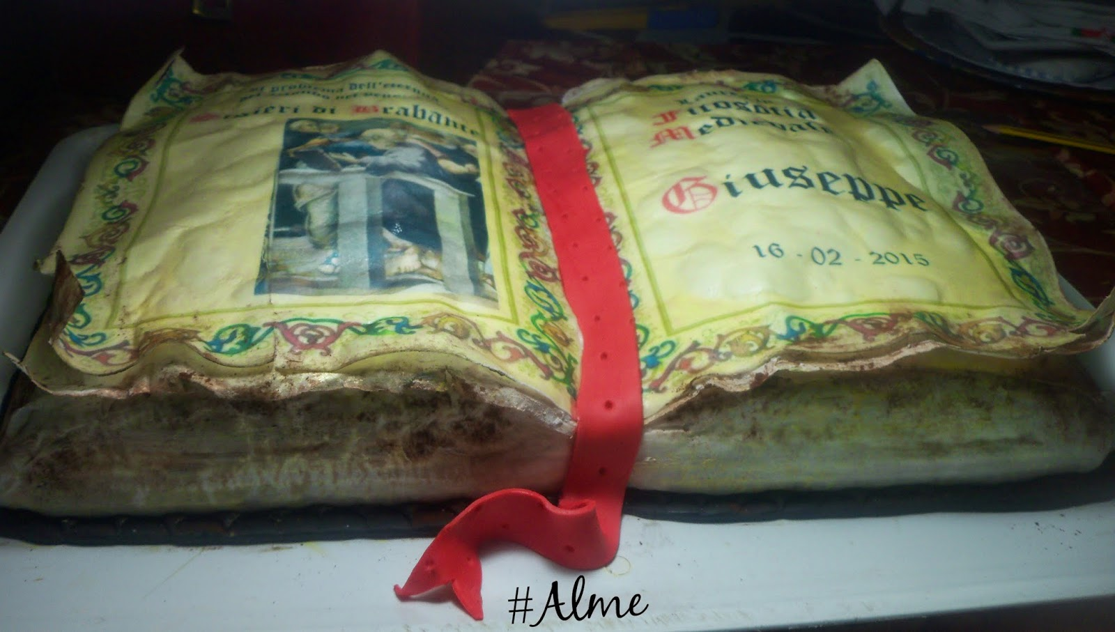 "Torta ""Tomo Antico"""