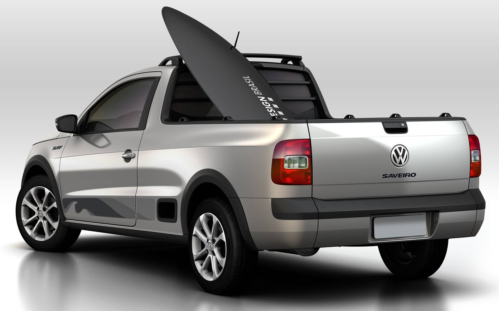 VW Saveiro Surf 2015