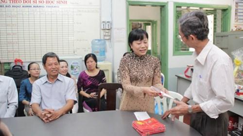 Gia Lai: Công bố mức hỗ trợ giáo viên dịp Tết