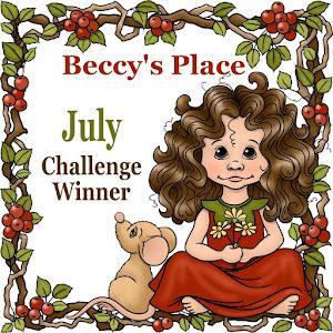July Challenge Winner