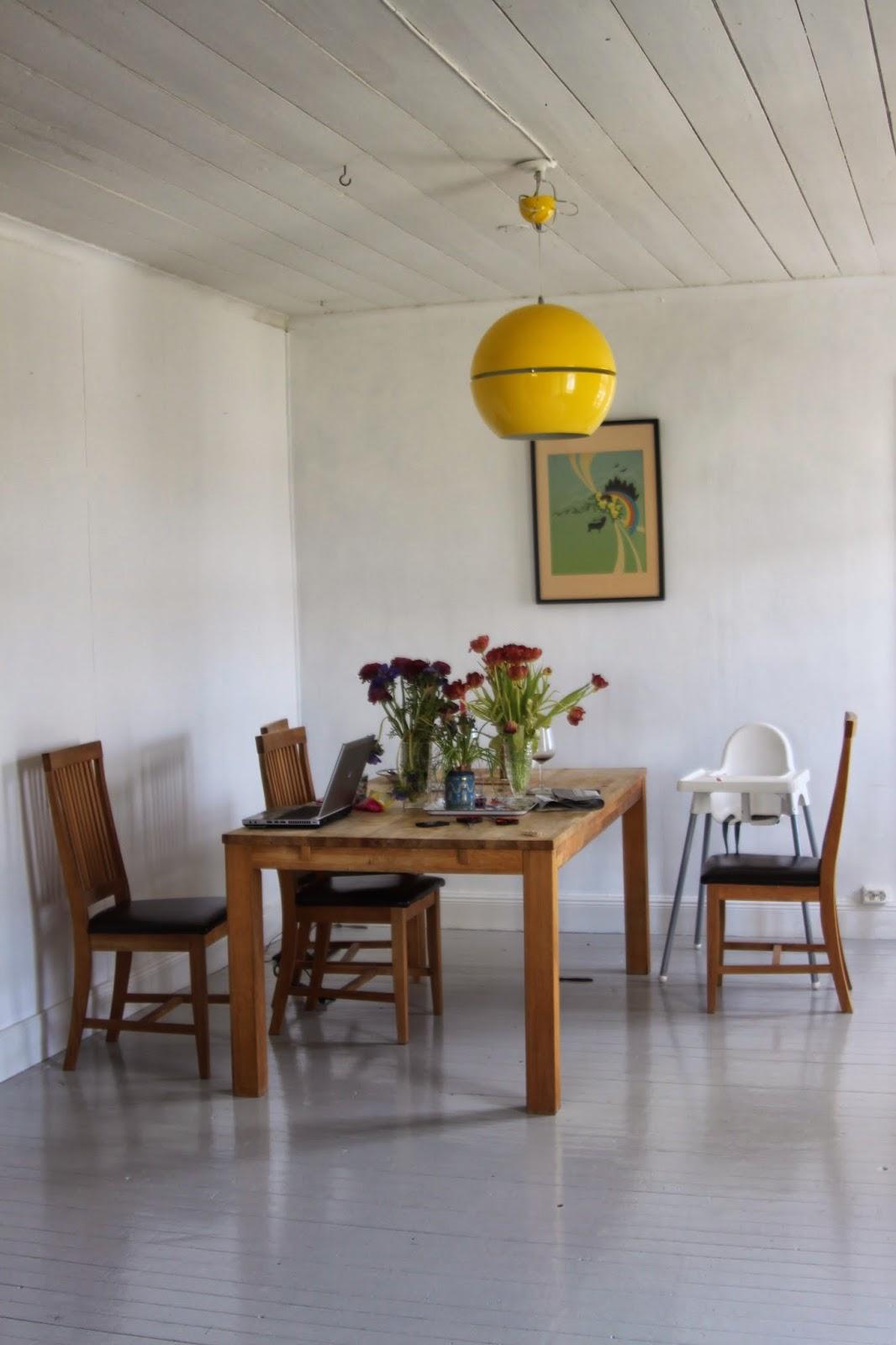 Tio mil söder om stan: planer för gamla vardagsrummet