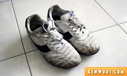 lonsdale old shoes