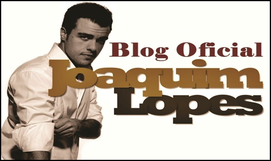 Blog Oficial Joaquim Lopes