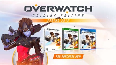 Download Overwatch Full PC Game Setup