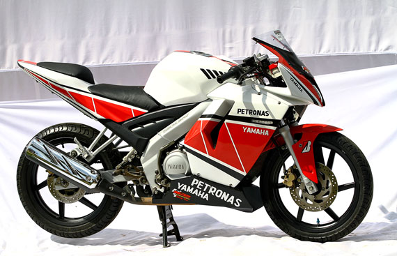 Data Modifikasi Yamaha V-ixion tahun 2008 title=
