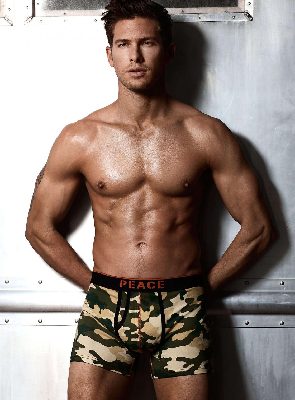 MOST BEAUTIFUL MEN: ADAM SENN