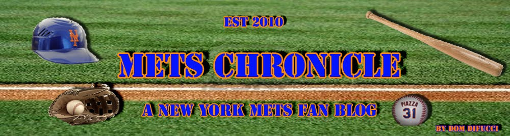 Mets Chronicle -  A New York Mets Fan Blog