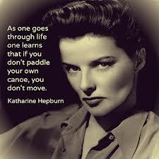Katharine Hepburn quote pic