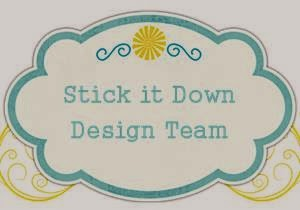 I design for Stick it Down!