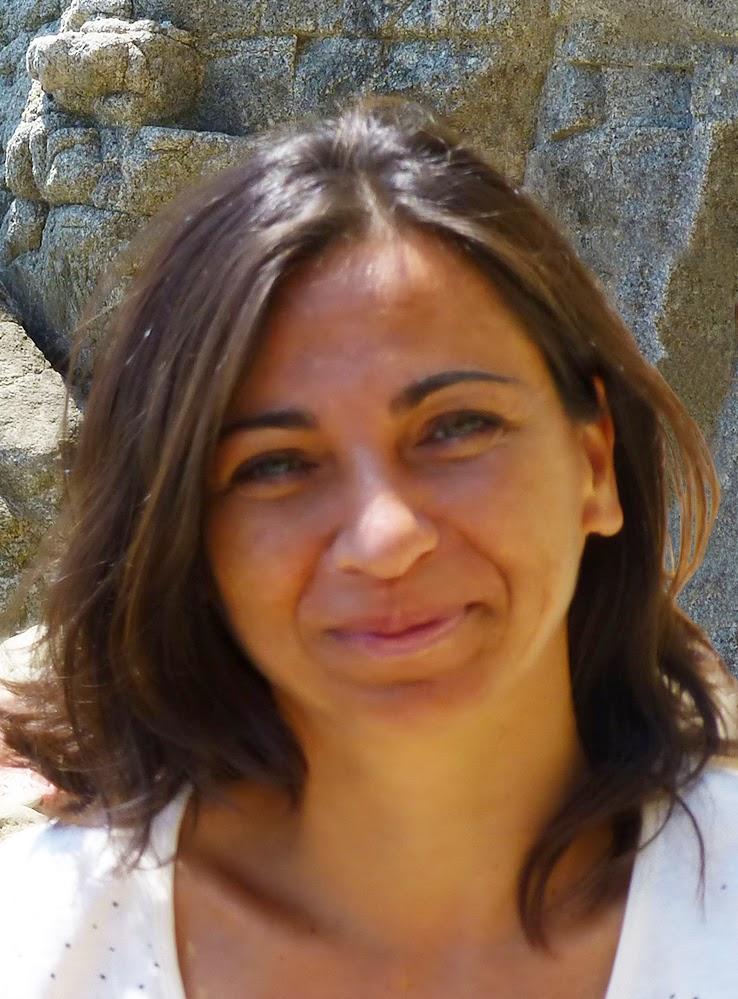 La escritora Mónica Torrent Torrente