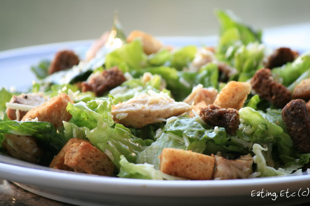 My Sweet Tooth: Chicken Caesar Salad