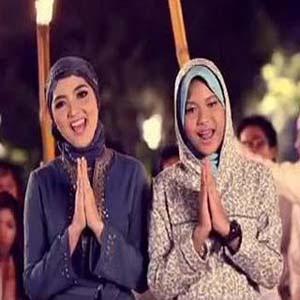Ashanty Feat Aurel - Salam Ya Ramadhan