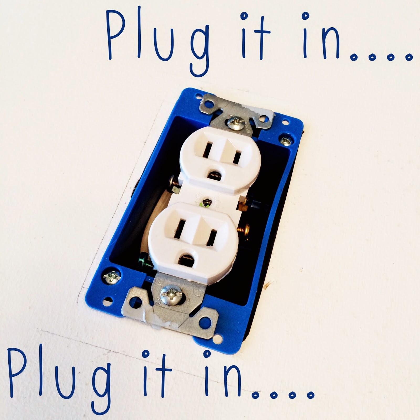 DIY Desk Plug