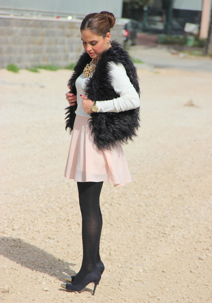 בלוג אופנה Vered'Style פריט שעיר לשיק מהיר