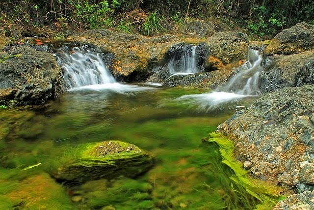 Jawili Falls, Tangalan, Aklan