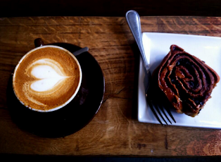 Hot Numbers Cambridge Coffee