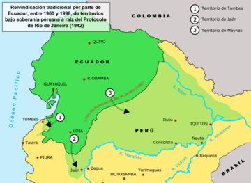 GUERRA DEL 41 ENTRE PERÚ Y ECUADOR
