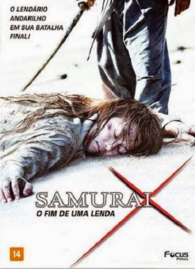 Samurai X O Fim de Uma Lenda Dublado